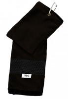 Glove It Ladies Tennis Towels - Black Mesh