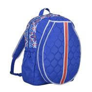 Cinda B Ladies Tennis Backpacks - Royal Bonita