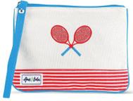Ame & Lulu Ladies Lovers Tennis Wristlets - Bitsy