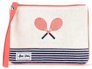 Ame & Lulu Ladies Lovers Tennis Wristlets - Blaine