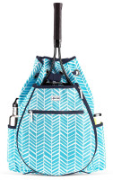 Ame & Lulu Ladies Kingsley Tennis Backpacks - SURF