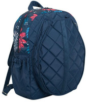 Cinda B Ladies Tennis Backpacks - Tropicalia