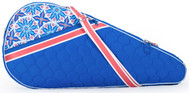 Cinda B Ladies Racquet Sleeve - Royal Bonita