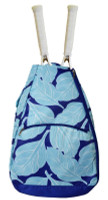 All For Color Ladies Tennis Backpacks - Palm Paradise