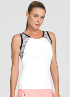 Tail Ladies Northbrook Sleeveless Tennis Tank Tops - TAFFY (Folia)