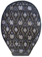 Cinda B Tennis Racquet Cover - Python