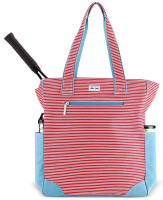 Ame & Lulu Ladies Emerson Tennis Tote Bags - Bitsy