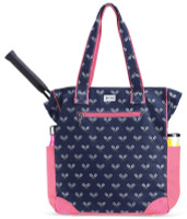 Ame & Lulu Ladies Emerson Tennis Tote Bags - Match Point