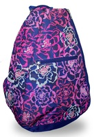 NTB Ladies Tennis Backpack - Nala (Navy Floral)