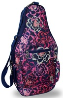 NTB Ladies Pickleball Bags - Fiona (Navy Floral)
