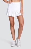 """Tail Ladies & Plus Size Jillian 13.5"""" Tennis Skorts - ESSENTIALS (Chalk)"""