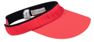 EP New York Ladies Tennis Visors - SHANGRI LA (Ripe Melon)