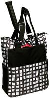 Glove It Ladies Tennis/Sport Tote Bags - Abstract Pane