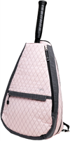 Glove It Ladies Tennis Backpacks - Rose Gold Quilt