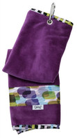 Glove It Ladies Tennis Towels - Geo Mix