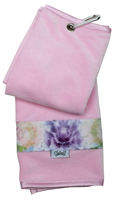 Glove It Ladies Tennis Towels - Watercolor