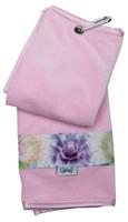 Glove It Ladies Tennis Towels - Watercolor