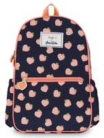 Ame & Lulu Girl's Peach Project Tennis Backpacks - Georgia