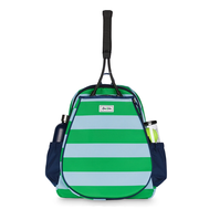 Ame & Lulu Ladies Game On Tennis Backpacks - Grasshopper