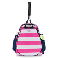 Ame & Lulu Ladies Game On Tennis Backpacks - Candy