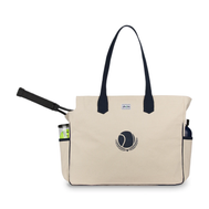 Ame & Lulu Ladies Love All Tennis Court Bags - Trophy Natural