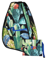 40 Love Courture Ladies Sophi Tennis Backpacks - Sedona with Black Lining