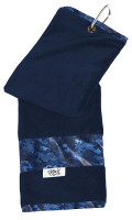 Glove It Ladies Tennis Towels - Blue Camo