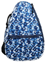 Glove It Ladies Tennis Backpacks - Blue Leopard