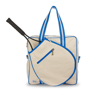 Ame & Lulu Ladies Hamptons Tennis Tour Bags - Scuba