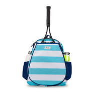 Ame & Lulu Ladies Game On Tennis Backpacks - Marine