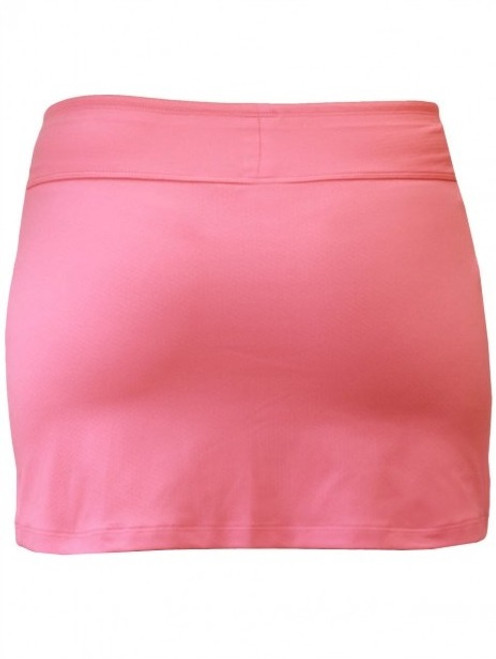 ac3e96d38b CLEARANCE JoFit Ladies & Plus Size Zippy Tennis Skorts - Tequila Sunrise  (Coral Glow) .