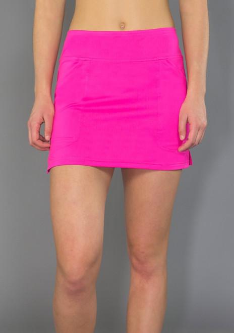 107c590399 ... SALE JoFit Ladies & Plus Size Mina Tennis Skorts (Short) - Napa  (Fluorescent