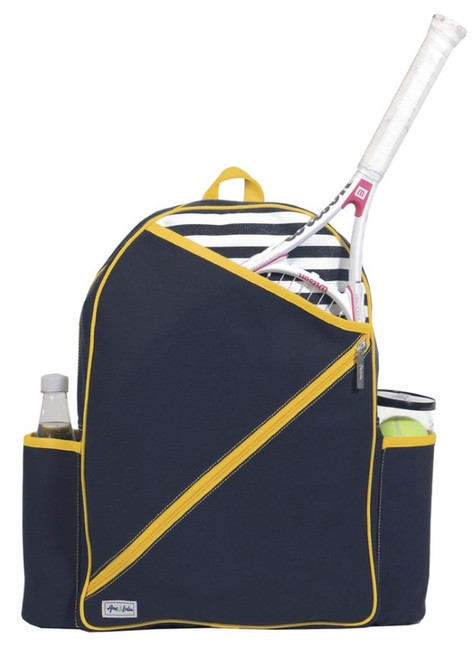 SALE Ame & Lulu Ladies Brooks Tennis Backpacks - Tilly