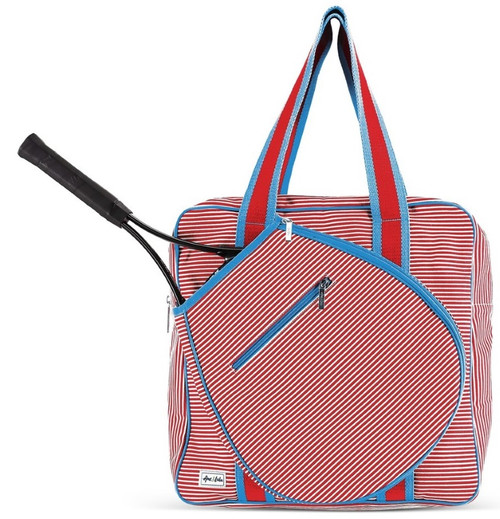 Ame & Lulu Ladies Icon Tennis Bags - Bitsy