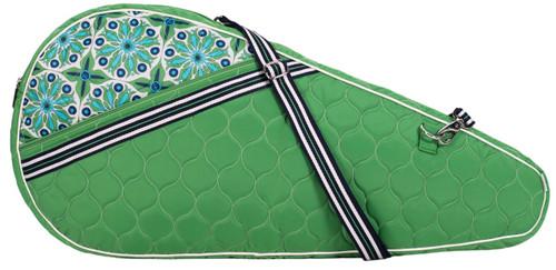 Cinda B Ladies Racquet Sleeve - Verde Bonita