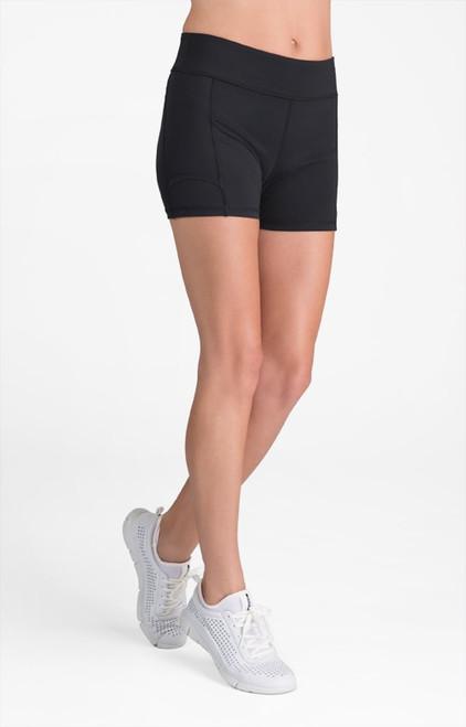 """Tail Ladies & Plus Size Antonia 3.5"""" Tennis Shorts - ESSENTIALS (Black)"""