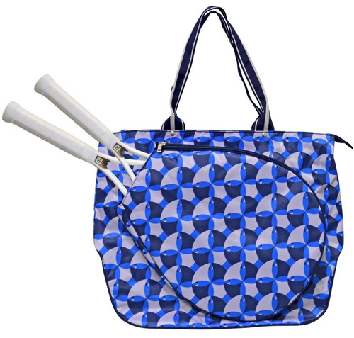 All For Color Ladies Tennis Tote Bags - Serve It Up