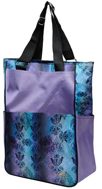 Glove It Ladies Tennis Tote Bags - Lilac Paisley
