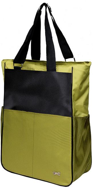 Glove It Ladies Tennis Tote Bags - Kiwi Check
