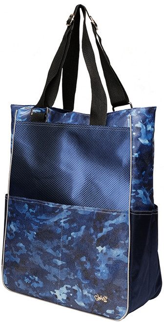 Glove It Ladies Tennis Tote Bags - Blue Camo