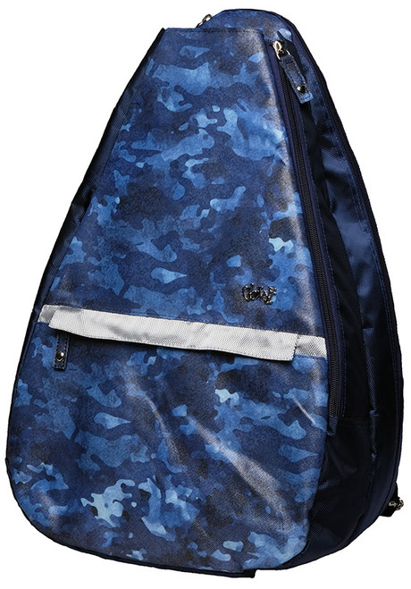 Glove It Ladies Tennis Backpacks - Blue Camo