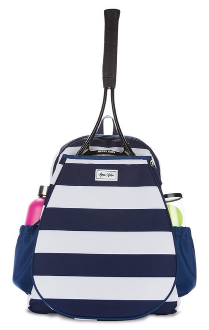 Ame & Lulu Ladies Game On Tennis Backpacks - Captain