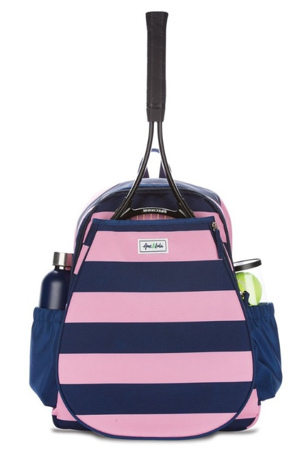 Ame & Lulu Ladies Game On Tennis Backpacks - Bubbly