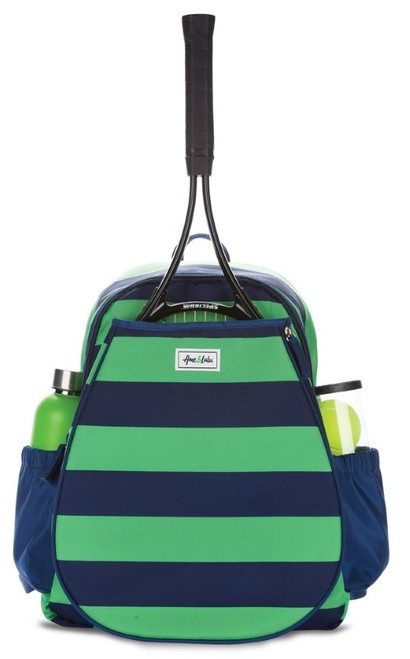 Ame & Lulu Ladies Game On Tennis Backpacks - Sporty