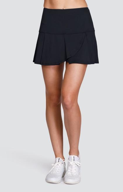 "Tail Ladies & Plus Size Lilo 13.5"" Tennis Skorts - ESSENTIALS (Black)"