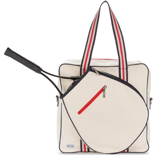 Ame & Lulu Ladies Cabana 88 On Tour Tennis Bags - Atlantic