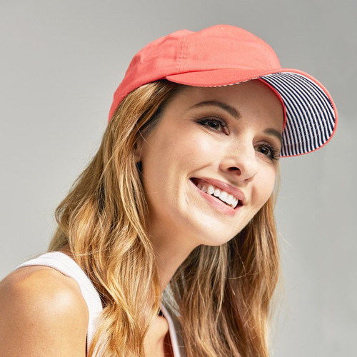 Ame & Lulu Ladies Heads Up Tennis Hats - Blaine
