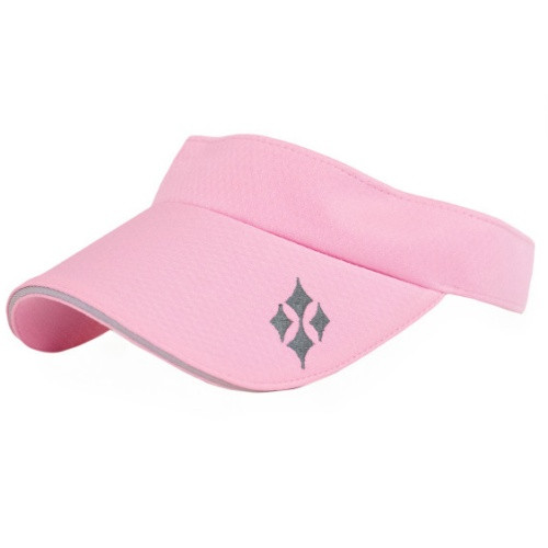 JoFit Ladies Jo Tennis Visors - Confetti Pink