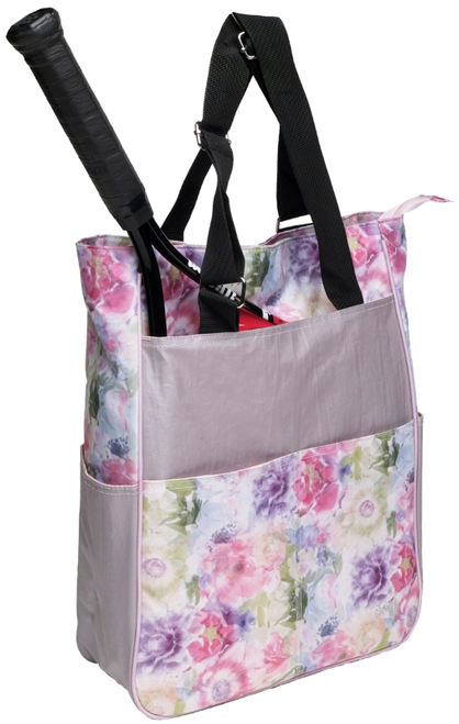 Glove It Ladies Tennis/Sport Tote Bags - Watercolor