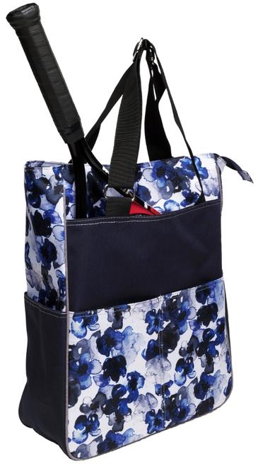 Glove It Ladies Tennis/Sport Tote Bags - Indigo Poppy